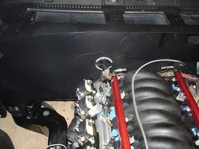 Firewall Grommet LS1TECH Camaro and Firebird Forum